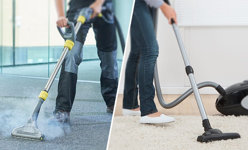commercial cleaning services in Grand Prairie MI